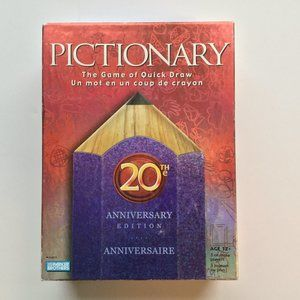 Pictionary 20th Anniversary Edition